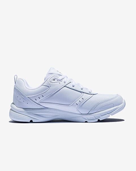 Mystics Kadın Beyaz Sneakers 12154 WHT-1