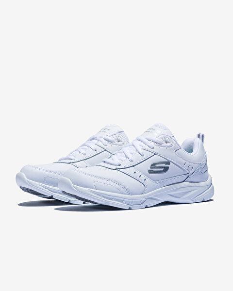 Mystics Kadın Beyaz Sneakers 12154 WHT-2
