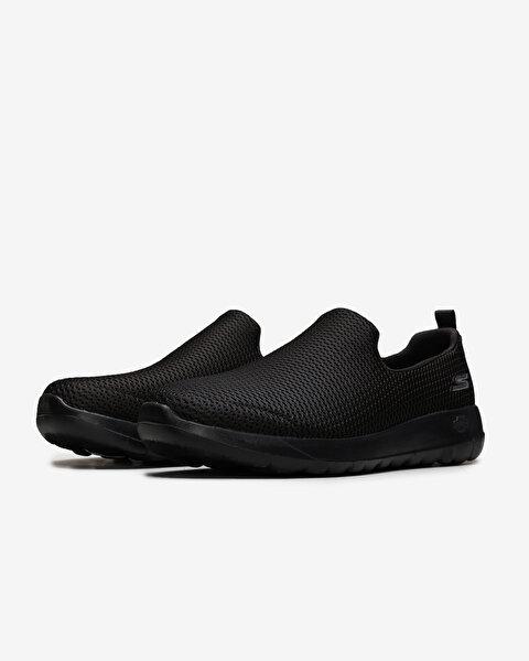 Go Walk Max Erkek Siyah Yürüyüş Ayakkabısı 54600 BBK-2