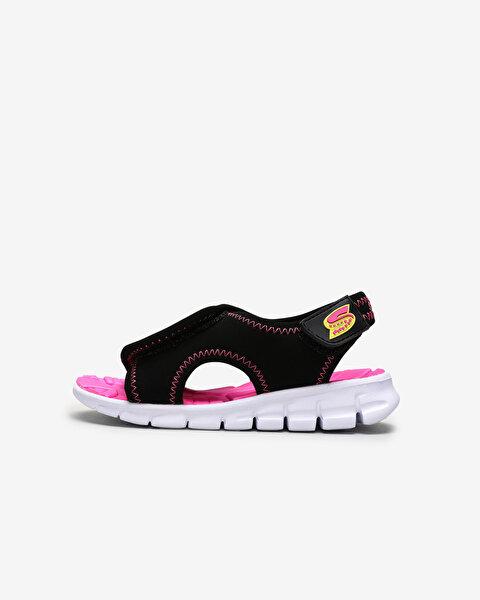 Synergy - Aqua Breeze Küçük Kız Çocuk Siyah Sandalet