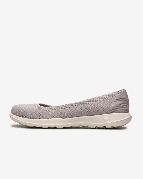 Go Walk Lite Kadın Bej Yürüyüş Ayakkabısı 15400 TPE