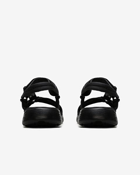 On-The-Go 600 - Brilliancy Kadın Siyah Sandalet 15316 BBK-3