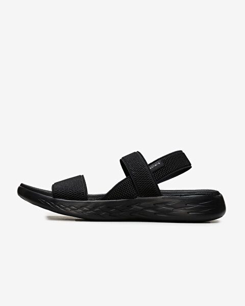 On-The-Go 600 - Flawless Kadın Siyah Sandalet 15312 BBK