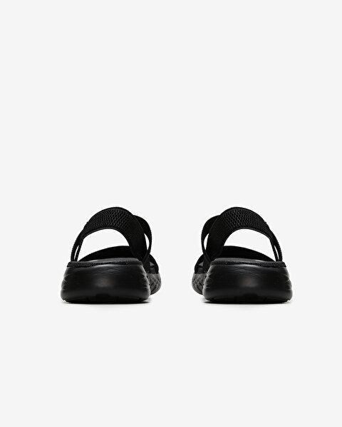 On-The-Go 600 - Flawless Kadın Siyah Sandalet 15312 BBK-3