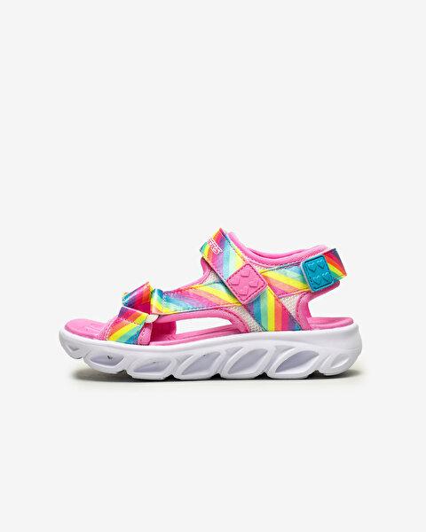 Hypno-Flash - Rainbow Lights Büyük Kız Çocuk Çoklu Sandalet
