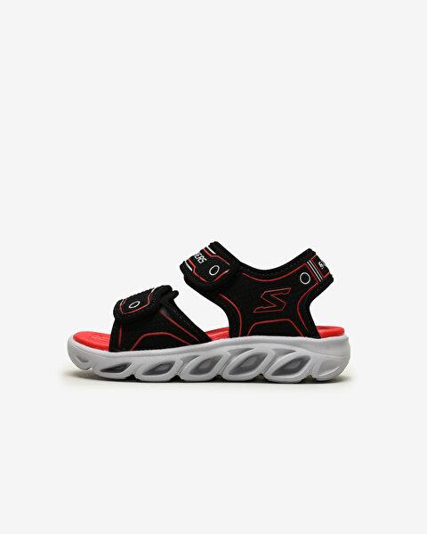 Hypno-Splash Küçük Erkek Çocuk Siyah Sandalet 90522N BKRD