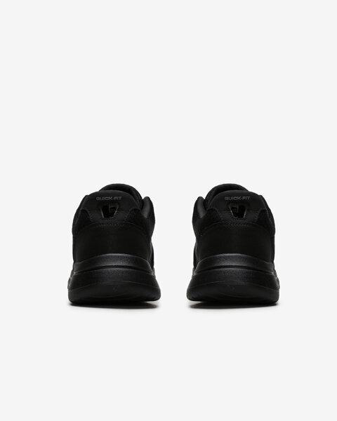 Go Walk 5 - Qualify Erkek Siyah Yürüyüş Ayakkabısı 55509 BBK-3