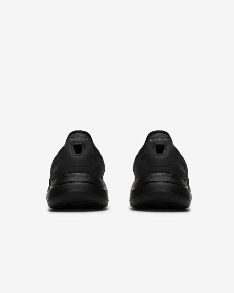 Go Walk 5 - Apprize Erkek Siyah Yürüyüş Ayakkabısı 55510 BBK-3