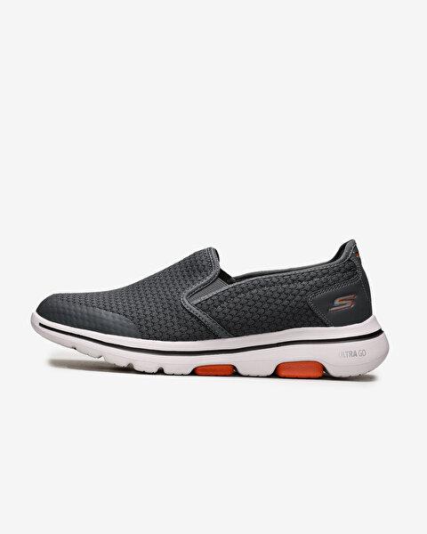 Go Walk 5 - Apprize Erkek Gri Yürüyüş Ayakkabısı 55510 CHAR