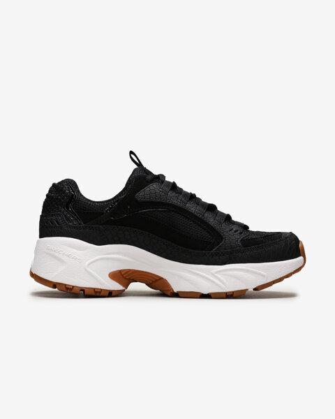 Stamina-Classy Trail Kadın Siyah Sneakers 13455 BKW-1