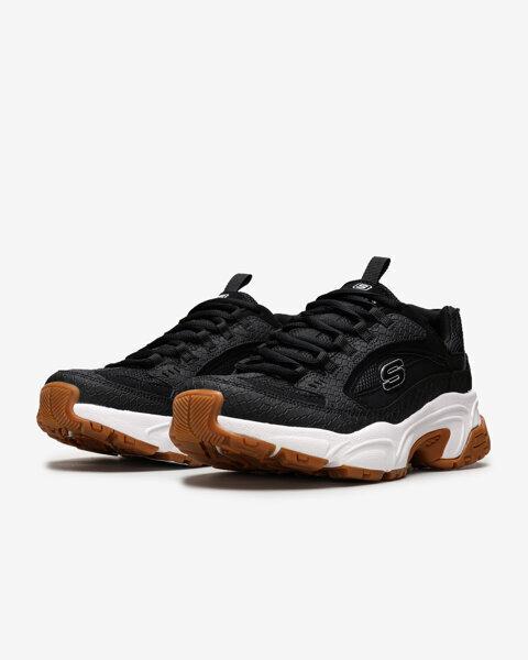 Stamina-Classy Trail Kadın Siyah Sneakers 13455 BKW-2