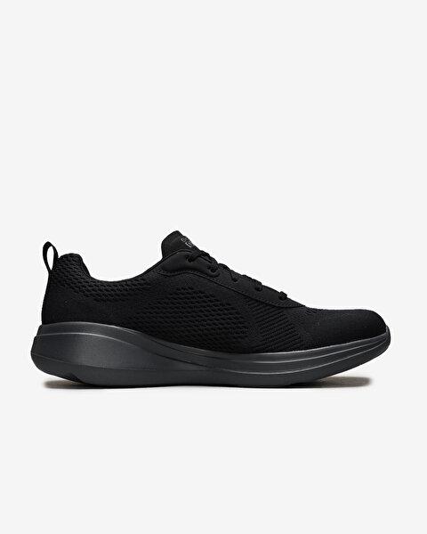 Go Run Fast Erkek Siyah Koşu Ayakkabısı 55106 BKCC-1
