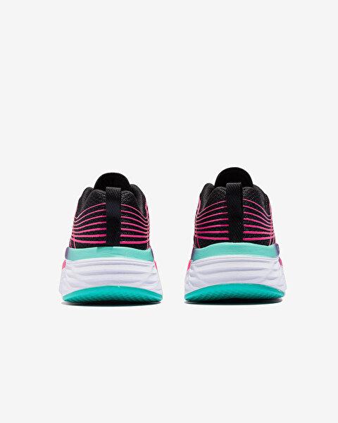 Max Cushioning Elite-Brillian Kadın Siyah Koşu Ayakkabısı-3