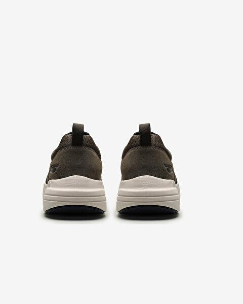 Go Walk Duro Erkek Haki Yürüyüş Ayakkabısı 216008 KHK-3