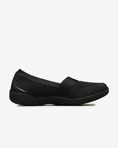 Be-Lux - Daylights Kadın Siyah Günlük Ayakkabı 100026 BBK-1