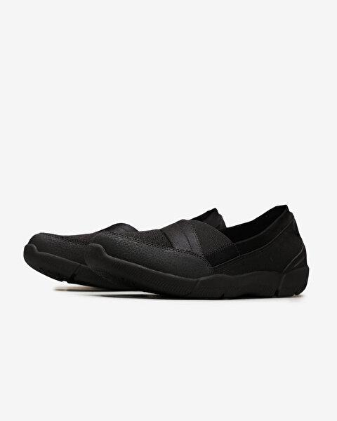 Be-Lux - Daylights Kadın Siyah Günlük Ayakkabı 100026 BBK-2