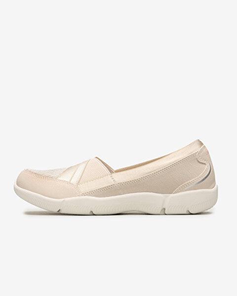 Be-Lux - Daylights Kadın Bej Günlük Ayakkabı 100026 NAT