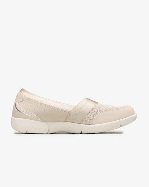 Be-Lux - Daylights Kadın Bej Günlük Ayakkabı 100026 NAT-1
