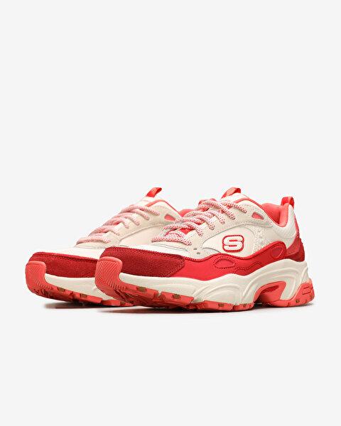 Stamina - Uphill Path Kadın Beyaz Sneakers 149045 OFWR-2