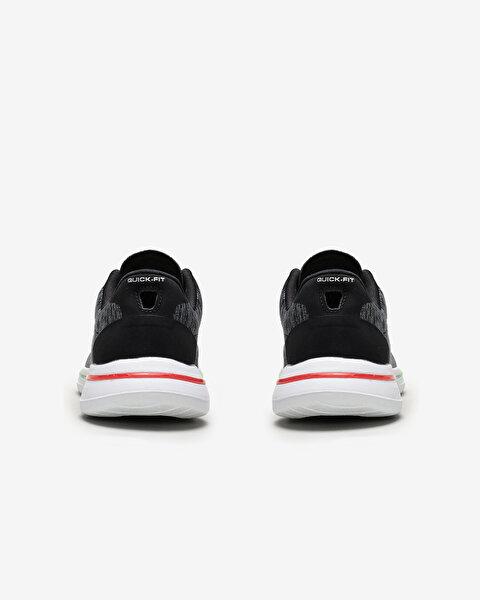 Go Walk 5 - Prodigy Kadın Siyah Yürüyüş Ayakkabısı-3