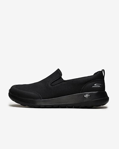 Go Walk Max - Clinched Erkek Siyah Yürüyüş Ayakkabısı