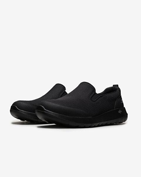 Go Walk Max - Clinched Erkek Siyah Yürüyüş Ayakkabısı-2
