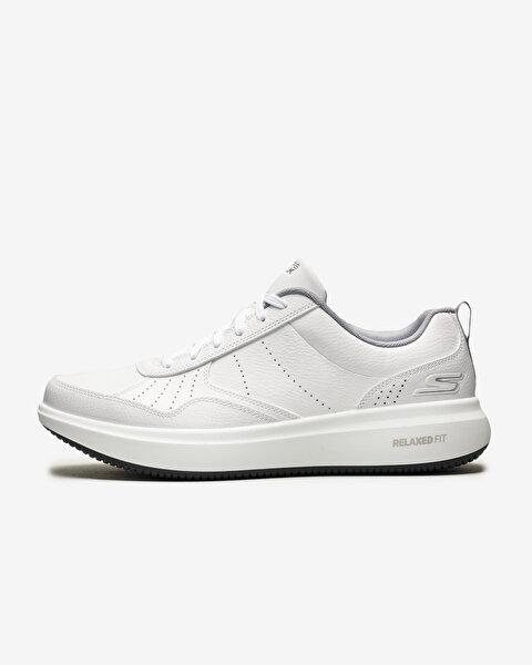 Go Walk Steady Erkek Beyaz Yürüyüş Ayakkabısı 216000 WGY
