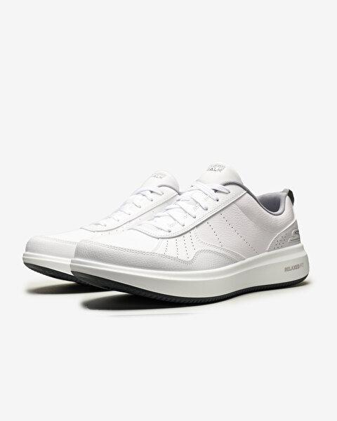 Go Walk Steady Erkek Beyaz Yürüyüş Ayakkabısı 216000 WGY-2