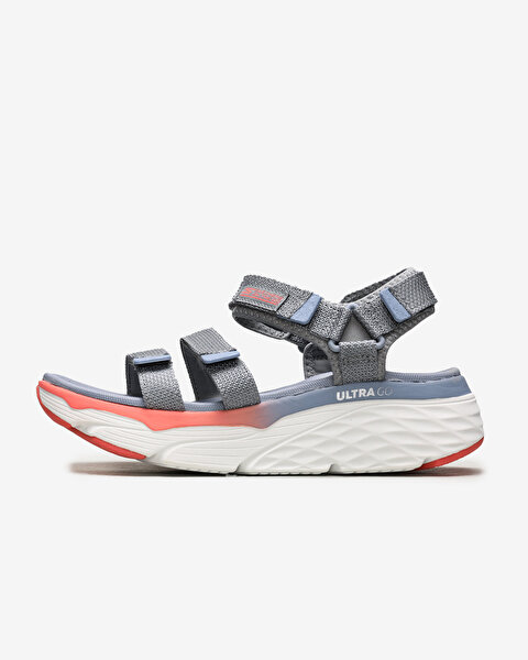 Max Cushioning - Slay Kadın Gri Sandalet 140120 CCMT
