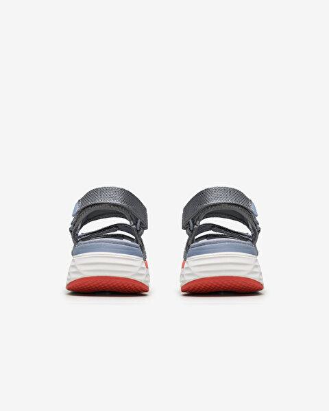 Max Cushioning - Slay Kadın Gri Sandalet 140120 CCMT-3