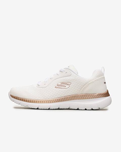 Bountiful Kadın Beyaz Spor Ayakkabı 12606 WTRG