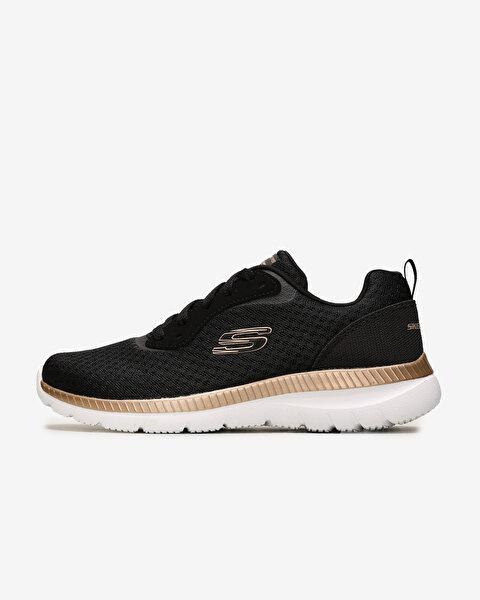 Bountiful Kadın Siyah Spor Ayakkabı 12606 BKRG