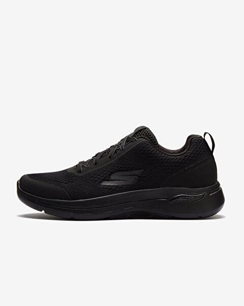 Go Walk Arch Fit-Idyllic Erkek Siyah Yürüyüş Ayakkabısı