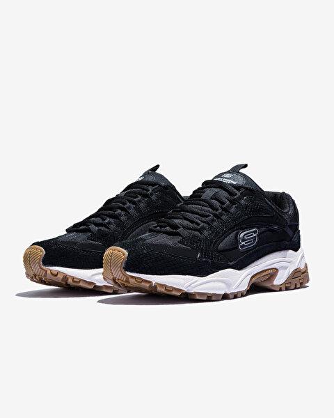Stamina - Vatoa Erkek Siyah Sneakers 51710 BKW-2