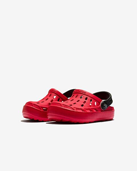 Swifters Küçük Erkek Çocuk Kırmızı Sandalet 400064N RED-3