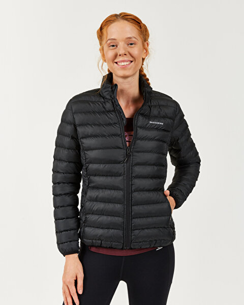 Outerwear W Lightweight Jacket Kadın Siyah Mont S202720-001