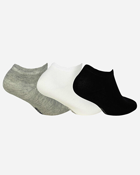 U Skx Nopad Low Cut Socks 3 Pack Unisex Multi Çorap-1