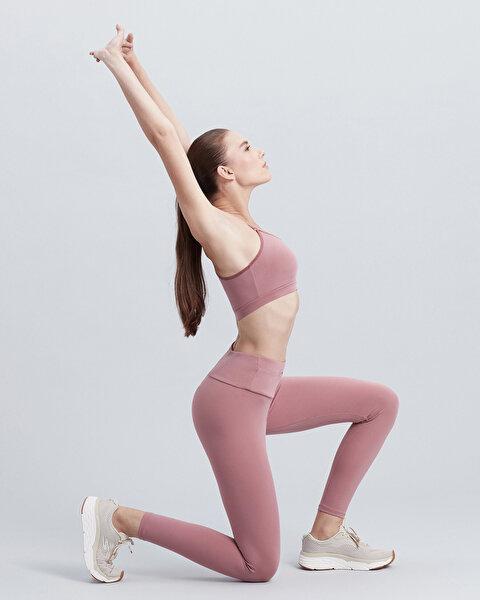 Resim W Pocket Detailed Ankle Legging